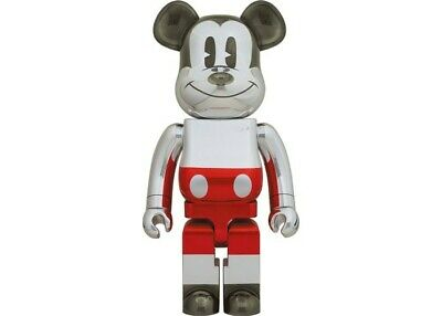 $2200 • Buy Bearbrick X Disney Future Mickey Mouse (2nd COLOR Ver.) 1000%