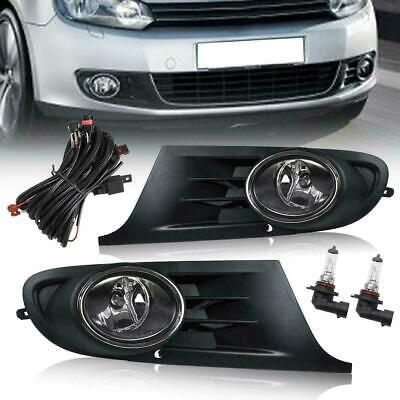 AU69.99 • Buy VLAND Fog Lights For 2008-2013 Volkswagen VW Golf 6 MK6 VI Jetta Fog Light Pair