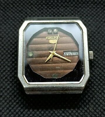 $ CDN18.97 • Buy Vintage Seiko 5 Automatic For Part Movement No.4219-517A Japan Made Men's Watch.