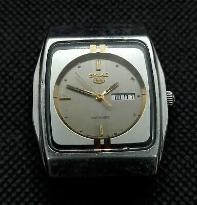 $ CDN18.97 • Buy Vintage Seiko 5 Automatic For Part Movement No.2906-0750 Japan Made Men's Watch.