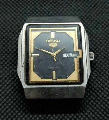 $ CDN18.97 • Buy Vintage Seiko 5 Automatic For Part Movement No.4216-510A Japan Made Men's Watch.