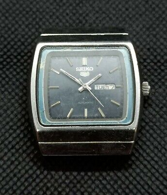 $ CDN18.97 • Buy Vintage Seiko 5 Automatic For Part Movement No.2906-537A Japan Made Men's Watch.