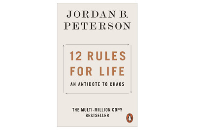 AU15.19 • Buy 12 Rules For Life: An Antidote To Chaos By Jordan B. Peterson | PAPERBACK BOOK