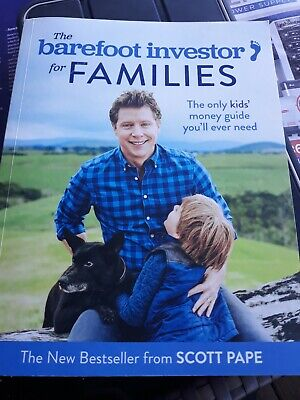 AU12 • Buy The Barefoot Investor For Families