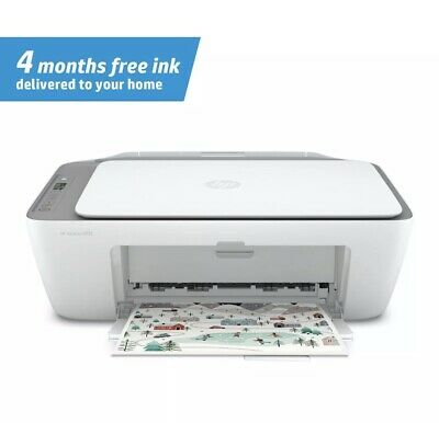 View Details NEW HP DeskJet 2722 All-in-One Wireless Color Inkjet Printer – FAST FREE SHIP! • 69.94$