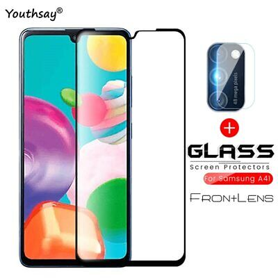 £4.69 • Buy For Samsung Galaxy A42 Glass Screen Camera Protector Tempered Glass For Samsung