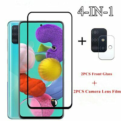 £6.57 • Buy 2PCS For Samsung Galaxy A51 Glass For Samsung Galaxy A12 A21s A31 A41 M31s M51