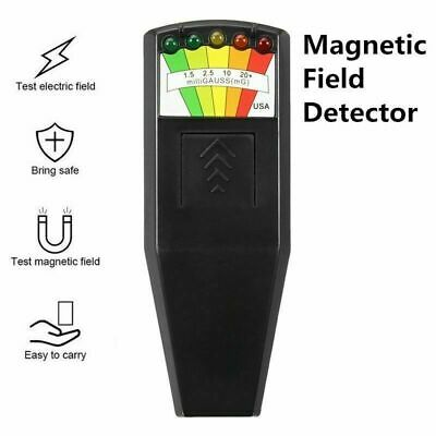 AU41.98 • Buy Magnetic Field Detector K2 EMF Meter KII Ghost Hunting Paranormal Equipment