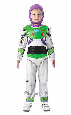 £19.98 • Buy Fancy Dress Costume ~ Boys Toy Story Deluxe Buzz Lightyear Childs Ages 3-8 Years