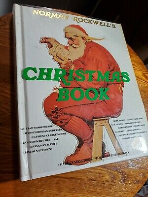 $ CDN31.54 • Buy NORMAN ROCKWELL'S CHRISTMAS BOOK 1st Edition 1st Printing