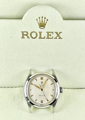 $ CDN2776.46 • Buy Unisex 34mm Rolex Oyster Precision Reference 6022 Vintage Wristwatch