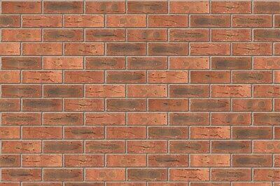 400 Per Pack, 65mm Ibstock Hardwicke Welbeck Autumn Antique, Wall, Bricks • 324.99£