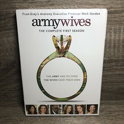 £11.63 • Buy Army Wives - The Complete First Season (DVD, 2008, Multi-Disc Set) Factory
