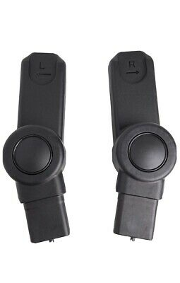 ICandy Peach Main/Upper Car Seat Adapters For Maxi Cosi/BeSafe • 22£