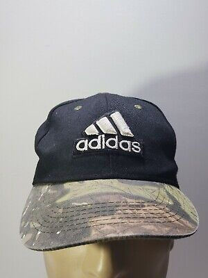 Adidas Camo Golf Camo Hat Cap Adjustable One Size Fits All • 10.69£