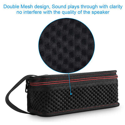 AU15.12 • Buy Travel Case Cover Bluetooth Speaker Bag Scratch-proof For Anker SoundCore Boost