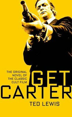 Get Carter (Allison & Busby Classics) By Lewis, Ted Paperback Book The Cheap • 7.99£
