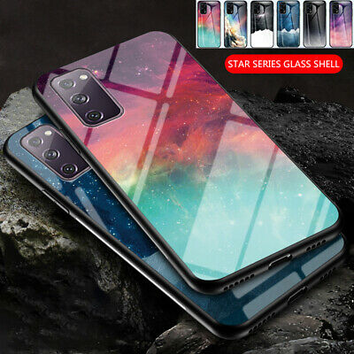 AU14.89 • Buy For Samsung S21+ S20FE A21s A52 Shockproof Tempered Glass Hard Hybrid Case Cover