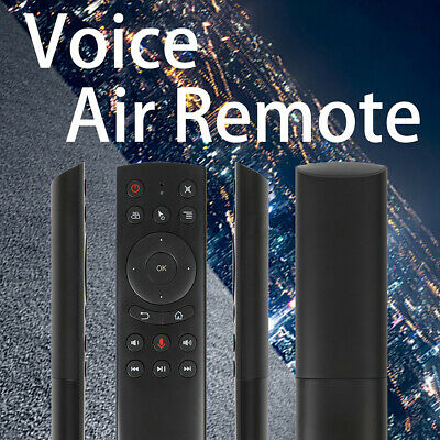 AU20.32 • Buy G20S 2.4G Wireless Voice Remote Control 6-axis Gyroscope Aerial Air Mouse  Z