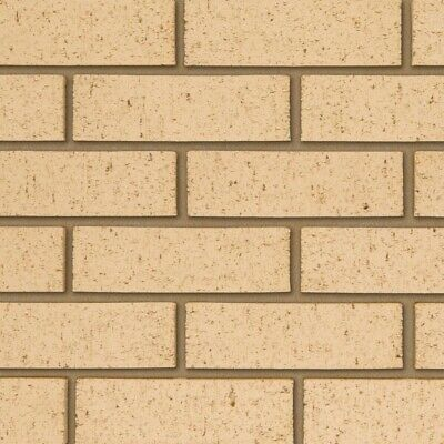 400 Per Pack, Ibstock Stuart Buff Brick 65mm, Wall, Extension, Bricks • 274.78£