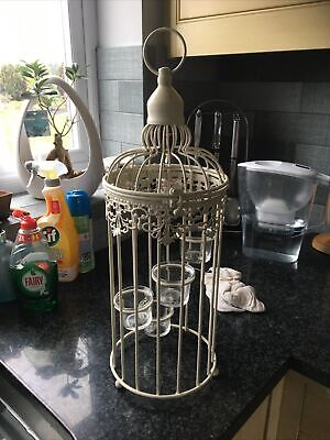 £12 • Buy Atractive Cage Type Four Candle T Lights Holder In Clacton