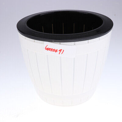 AU11.19 • Buy Orchid Breathable Slotted White Plastic Pot