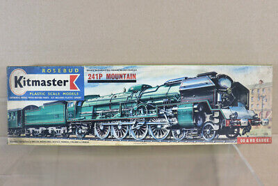 AU109.69 • Buy KITMASTER 23 ROSEBUD SNCF 4-8-2 MOUNTAIN CLASS BR 241P LOCOMOTIVE MODEL KIT Nx