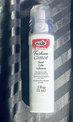 ✨ Tulip Premium Fashion Glitter Bond .5 Oz ILoveToCreate ! ✨ • 3.79£