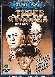 £1.98 • Buy The Three Stooges - Early Years DVD