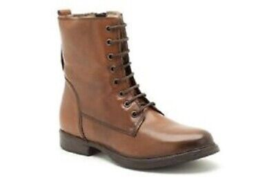 Clarks Ladies Winter Ankle Boots MOODY CUTE Tan Leather UK 5 / 38 • 49.95£