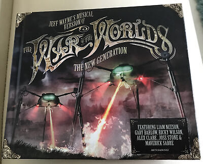 £9.99 • Buy Jeff Wayne - War Of The Worlds (The New Generation, 2012)