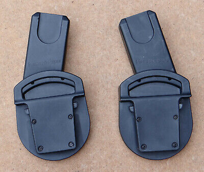 Mamas And Papas SOLA GLIDE ZOOM URBO Car Seat Adapters 4 Maxi Cosi & Cybex Aton • 16£