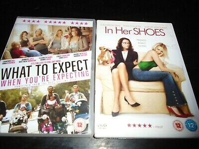 £1.84 • Buy In Her Shoes & What To Expect When Your Expecting     Dvd   Cameron Diaz