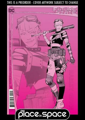 (wk05) Future State: Harley Quinn #1 - 2nd Printing - Preorder Feb 3rd • 3.90£