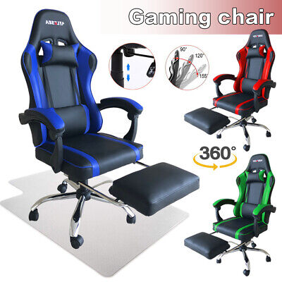 AU125 • Buy Gaming Chair Office 360°Swivel Recliner Executive Computer Chairs Seating Racing