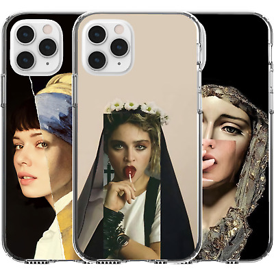 AU16.95 • Buy Silicone Cover Case Pattern Abstract Random Art Lollipop New Vintage Girl Mashup