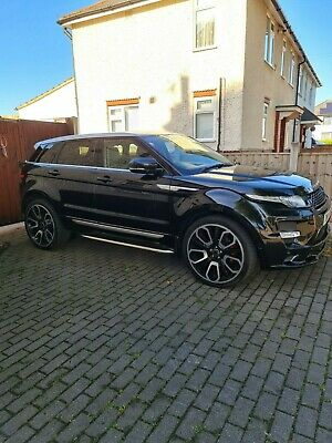 Rangerover Evoque Sd4a Overfinch,1 Off,63k,fsh,carnt Find Another,px Or Swap Lol • 16,500£