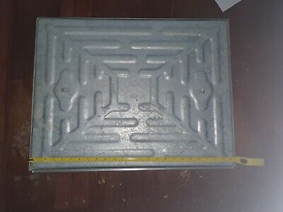 Manhole Cover & Frame 600x800 10 Tonne Galvanised Steel PC6CG Access Inspection • 20£