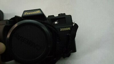 $ CDN25.07 • Buy Vintage Premium 35mm CAMERA Model TC-2000N With Case And Lense Cover