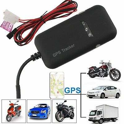 Mini Car GPS GPRS Tracker Vehicle Spy GSM Real Time Tracking Locator Device • 10.99£