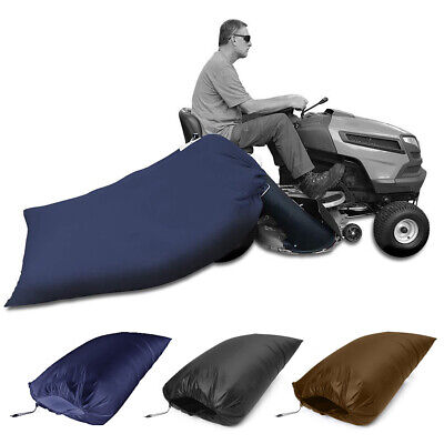 AU41.24 • Buy AU_ Lawn Tractor Leaf Bag Riding Mower Huge Universal Collection System