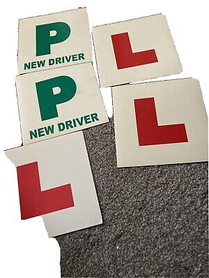 Fully Magnetic L And P New Driver Plates • 0.99£