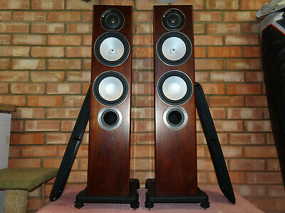 Monitor Audio RX6 Floor Standing Speakers - Fully Working - Collect Norwich • 450£