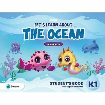 AU65.05 • Buy Let's Learn About The Ocean K1 Immersion Student's Book - Mixed Media Product NE