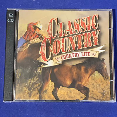 Time Life - Classic Country - Country Life - 2 CD  • 4.99£