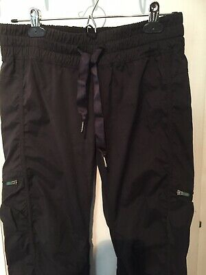 $ CDN29.99 • Buy Lululemon Size 4 Cotton Track Pants Side Zippered Pockets Cut Out Tag Attached