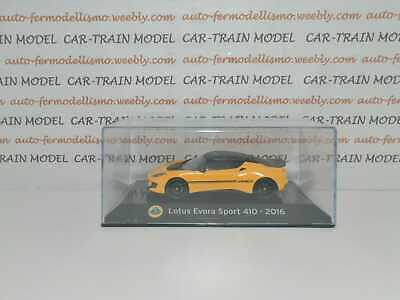 $ CDN15.11 • Buy DIE-CAST - Lotus Evora Sport 410 - 2016 - Supercar - 1:43 1/43 1-43