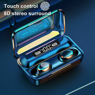 $ CDN11.27 • Buy Bluetooth 5.0 Headset TWS Wireless Earphones Mini Earbuds Stereo Headphones
