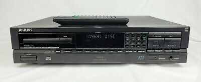 AU280 • Buy Philips CD630 Stereo Compact Disc Player + Remote