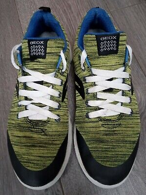 Geox Boys Trainers Size 5 - Good Condition • 4.99£